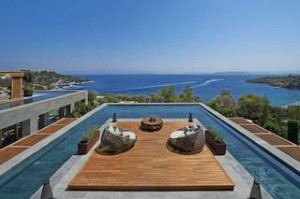 Welcome Lounge at Mandarin Oriental, Bodrum