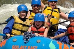 gI_88054_Whitewater Rafting Colorado - The Adventure Company - Dad Kids