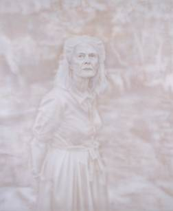 Fiona Lowry - Penelope Seidler © the artist - 2014 Archibald Prize Winner (image available on request)