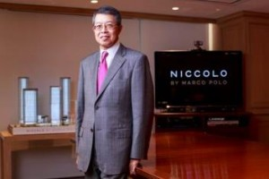 Mr Stephen Ng, Deputy Chairman and Managing Director of The Wharf (Holdings) Limited