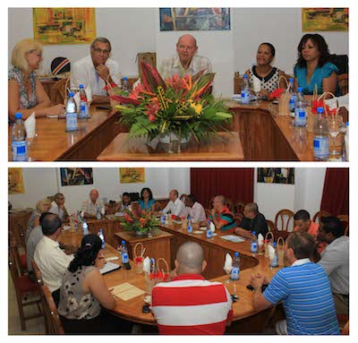praslin culinary fiesta meeting