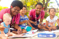 Acclaimed Meimei kid care service in Fiji