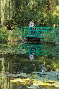 Europe, France, Northern France, Normandy, Giverny, Monets House and Gardens