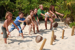 BEACH INVADERS: There is never a shortage of fun and interesting activities for kids to engage in, as they spend 10 days exploring, learning about the environment and marine biology and much more.