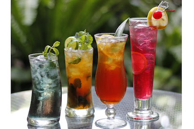 11 -TWG Mocktails at Lobby Lounge