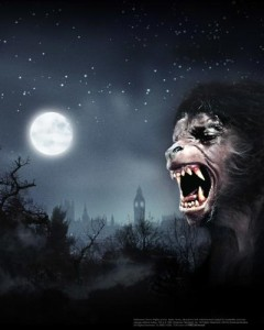 Universal Studios Hollywood American Werewolf in London