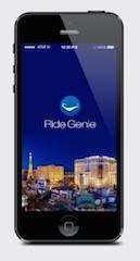 Ride Genie Mobile App Available for Download (PRNewsFoto/Integrity Vehicle Solutions Comp)