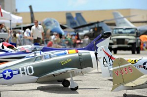 Pacific Aviation Museum Airshow