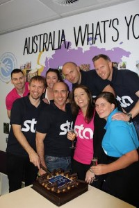 Adventures with STA Travel 35 Years Young