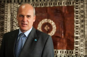 CEO and Managing Director of Fiji Airways, Stefan Pichler