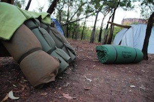 Camp out in swags in Western Australia with G Adventures
