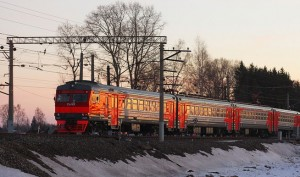 Notorious 'alcoholic train'. Pic by Alexander Fomichev -Flickr