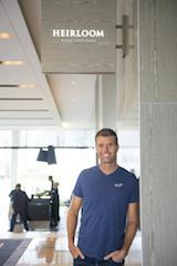 Pete Evans_Heirloom Sign at Fraser Suites Perth (2)