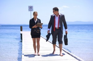 Port Stephens - Doing Business by the Sea