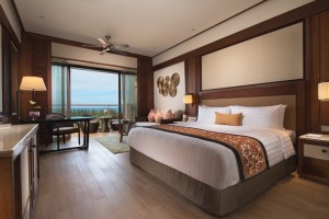 Shangri-Las Sanya Resort and Spa, Superior SeaView Room1