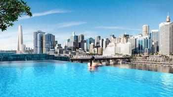 Sofitel Sydney Darling Harbour Pool Deck - low res