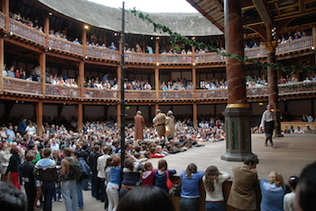 UK London Globe-theatre.LdnSSeeingGuide