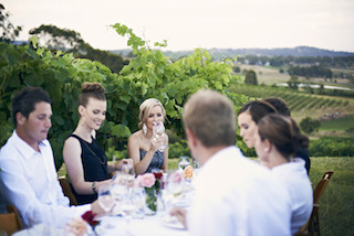Wine Country - dining in the vines - 2