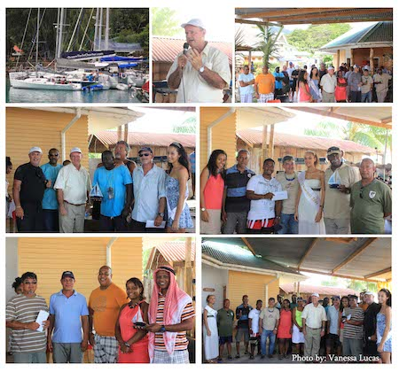 YACHT RACE PRIZE GIVING