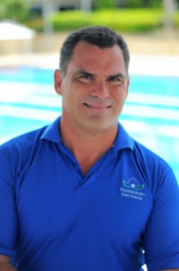 New Thanyapura Aquatic Academy Head Coach, Spaniard Miguel Lopez Alvarado.