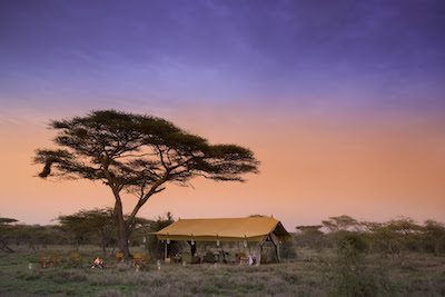 Tanzania Under Canvas