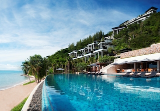 Conrad Koh Samui Resort & Spa 1