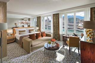 Premier River View room