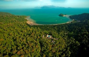 1 - The Datai - Aerial View