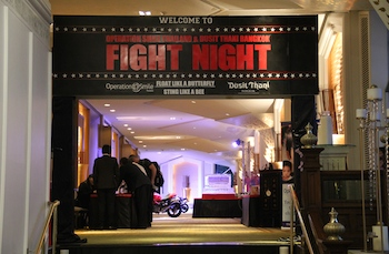 "2 - The 4th Annual ""Fight Night!"""