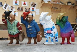 International Celebrities, Designers and Artists to Lend Their Artistic Talents to London's Paddington Trail