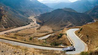 Rally Royale Oman Grand Tour - Extensive network of roads