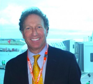Dave Hilfman, senior vice president Worldwide Sales, United
