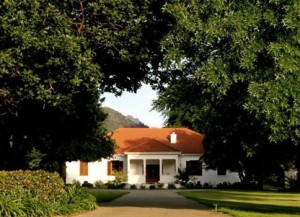 Du Preez wine estate