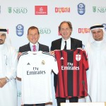 Emirates and DTCM announce Dubai Football Challenge 2014. Real Madrid V ... (1)