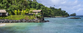 Honeymoon Point House at Seabreeze Resort Samoa
