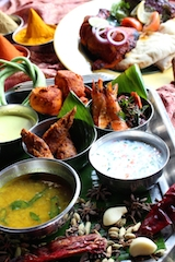 Impressive variety of refined Mughlai cuisine fit for a king only at Cinnamon Coffee House.