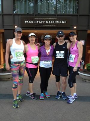 MTA - Melbourne Conference Runners - October 2014