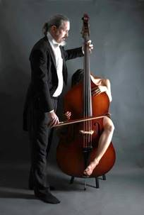Neil Art as the Player in Patrick Süskind's The Double Bass