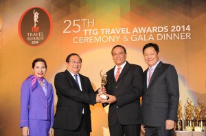 TG163_THAI Wins TTG Asia Awards