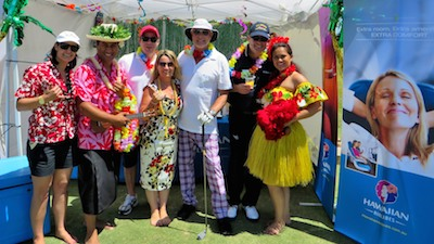Team Hawaii brings Aloha to Brisbane Airport Corporation and JR Duty Free Golf Day