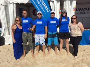 Travel Industry Surfing Team