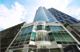Exterior of iclub Wan Chai Hotel