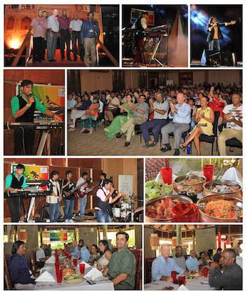Musical Gala Night & Musical concert and Gala Lunch