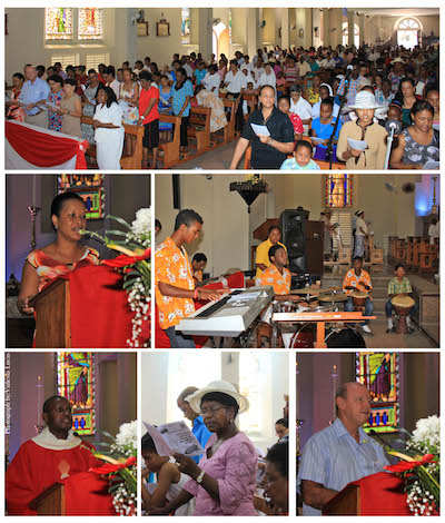 special creole mass
