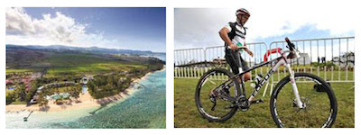 Outrigger Mauritius: supporting active lifestyles. XTERRA Mauritius entry is open to all