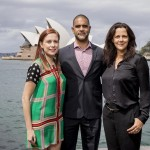 Corroboree Sydney launch. 8/10/2014.Picture James Horan
