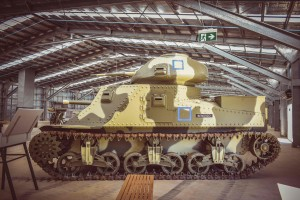 Cairns US WWII Grant tank used by Australian forces.rsz