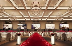 Attachment 1 - Pillarless Grand Ballroom Rendering