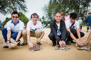 6th Turtle Release Event 5