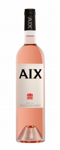 AIX Rose 2013 Bottle Shot sml